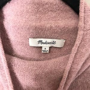 Madewell Sweaters - Madewell | Mauve wool sweater